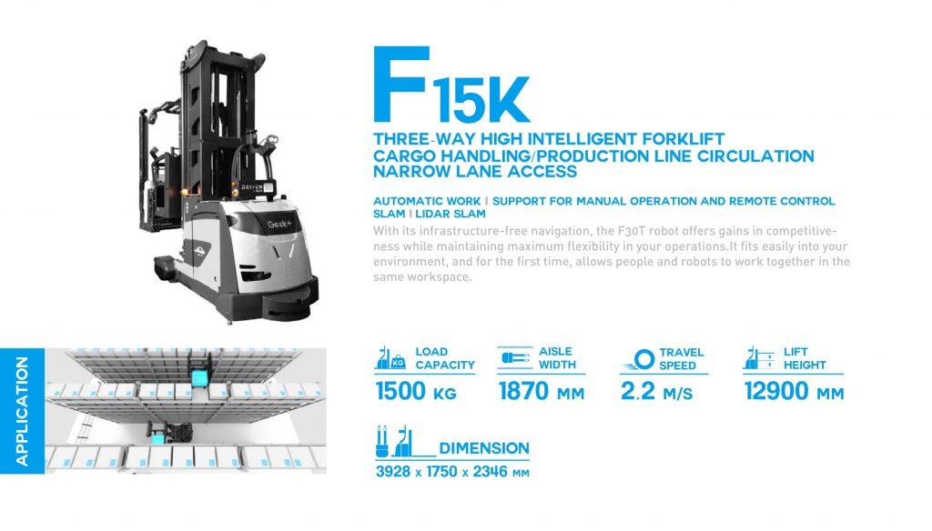 Ecogreen Robotics Forklift